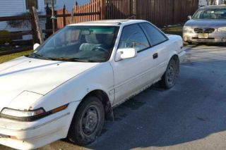 1989 Toyota Corolla Sr5 Coupe 2 - Door 1.  6l photo