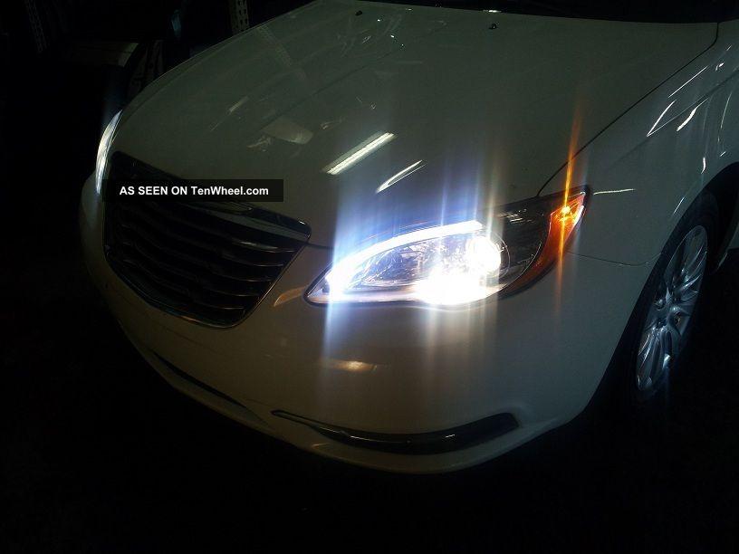 2012 Chrysler 200 Lx Sedan 4 - Door 2.  4l 200 Series photo