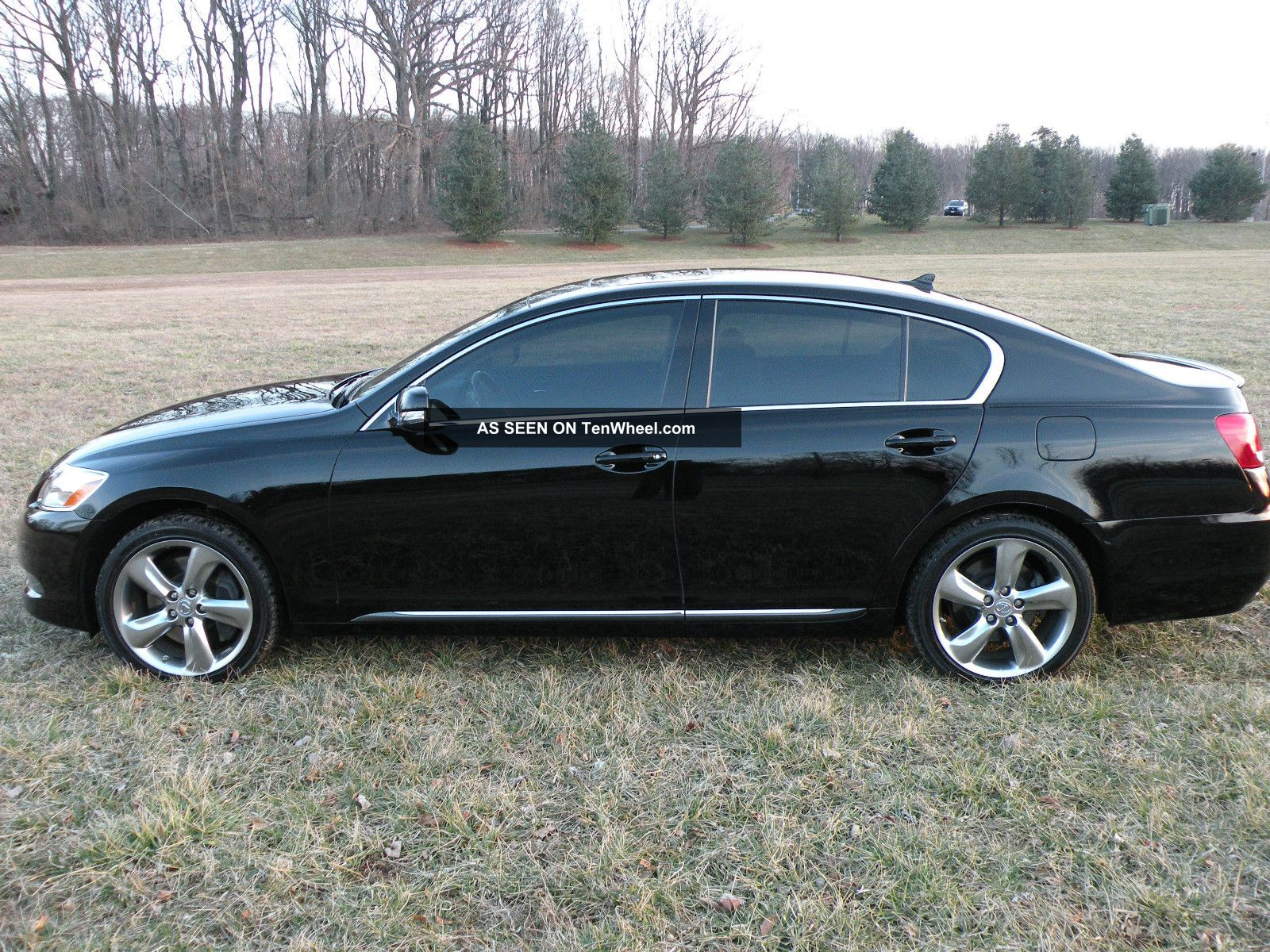 2011 Lexus Gs350 Sedan 4 Door 3 5l