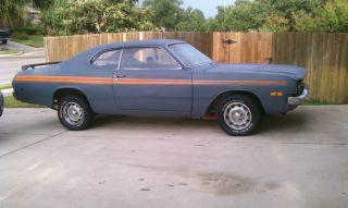 1972 Dodge Dart Demon Mopar photo