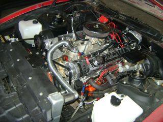 1982 Pontiac Firebird Not Trans Am - Pro Touring Build photo