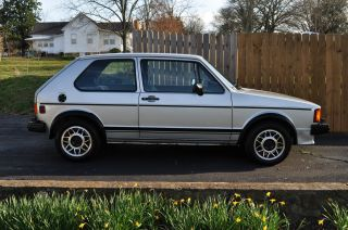 1984 Vw Rabbit Gti - Ac, , ,  106k photo