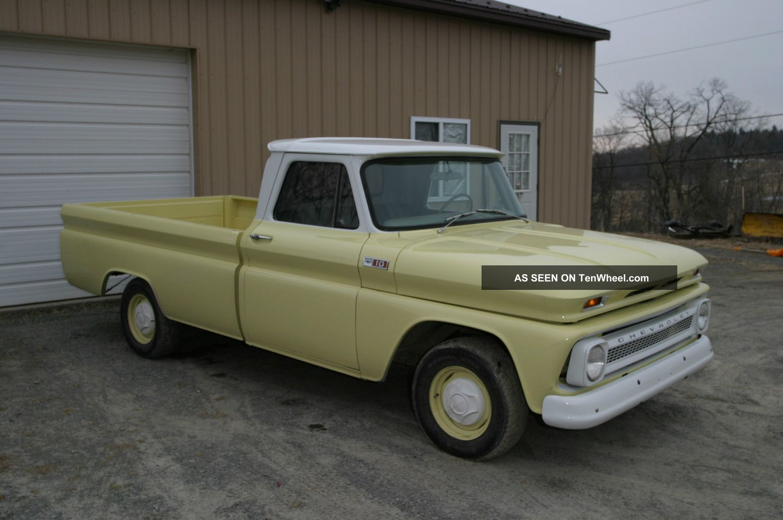 chevy truck 1965 - photo #6