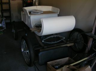 1901 Oldsmobile Curved Dash Replica Project photo