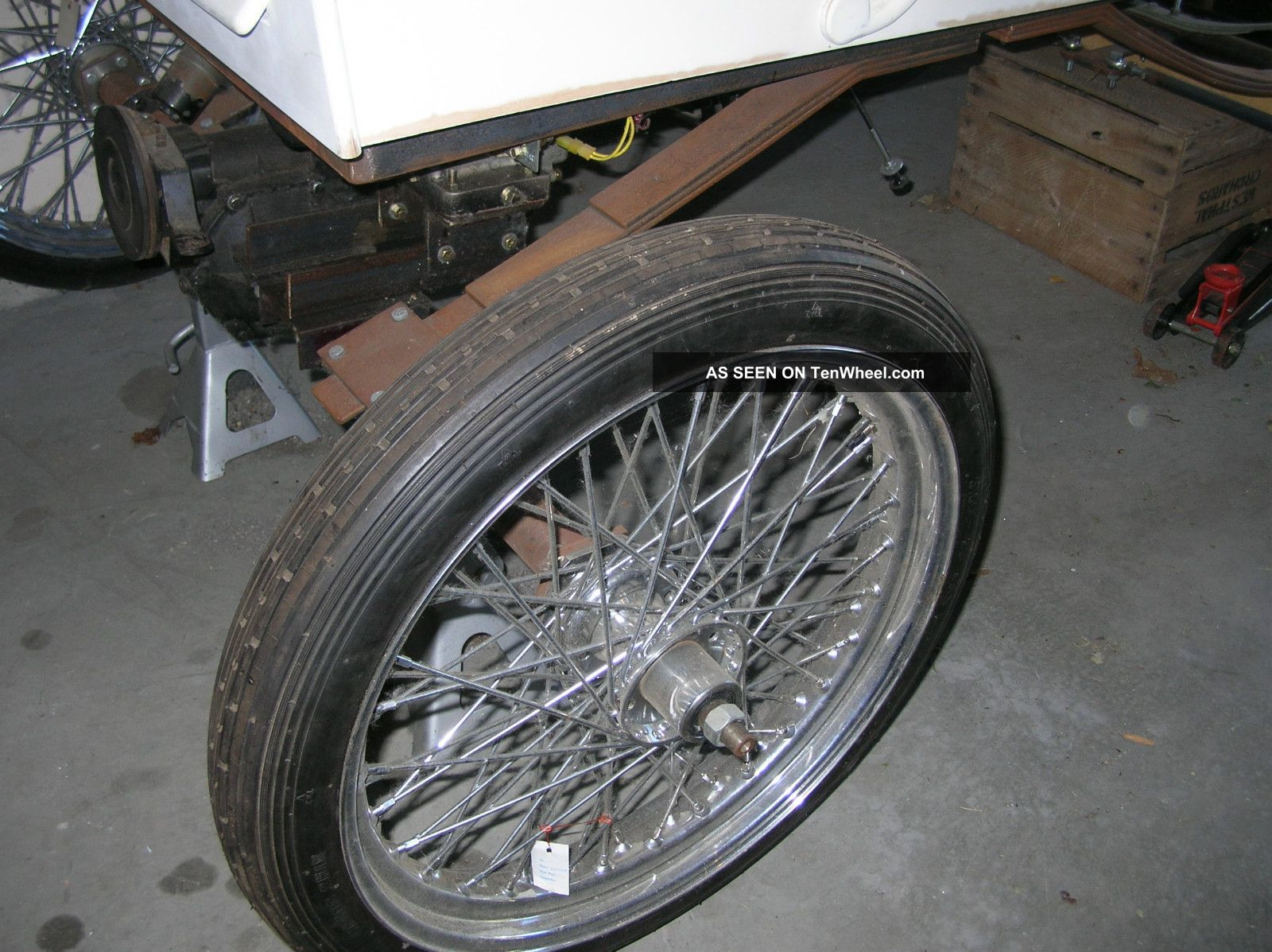 1901 Oldsmobile Curved Dash Replica Project