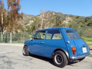1971 Mark Iii Mini Cooper