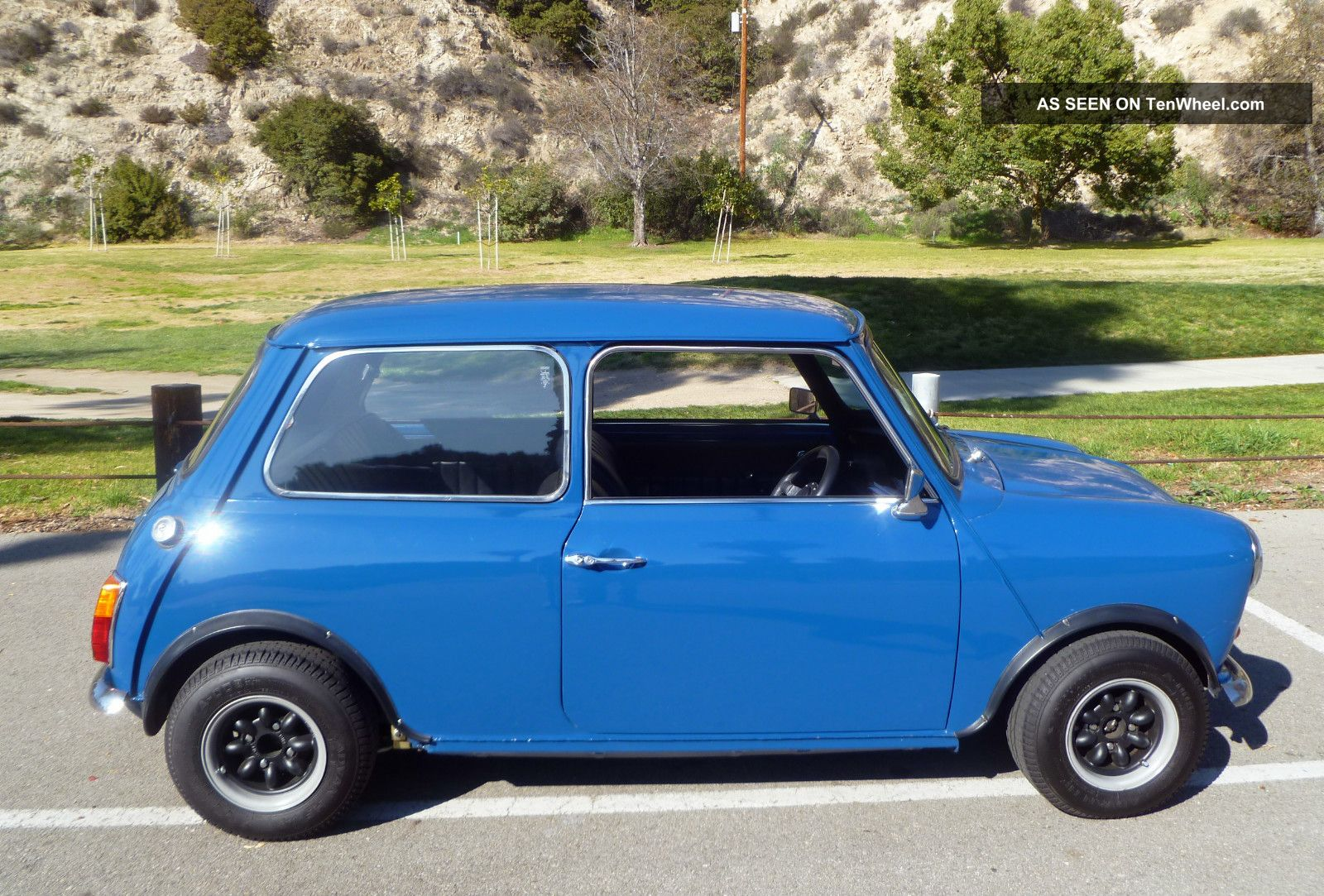 1971 Mark Iii Mini Cooper Quot S
