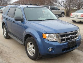 2010 Ford Escape Xlt Auto 4wd photo