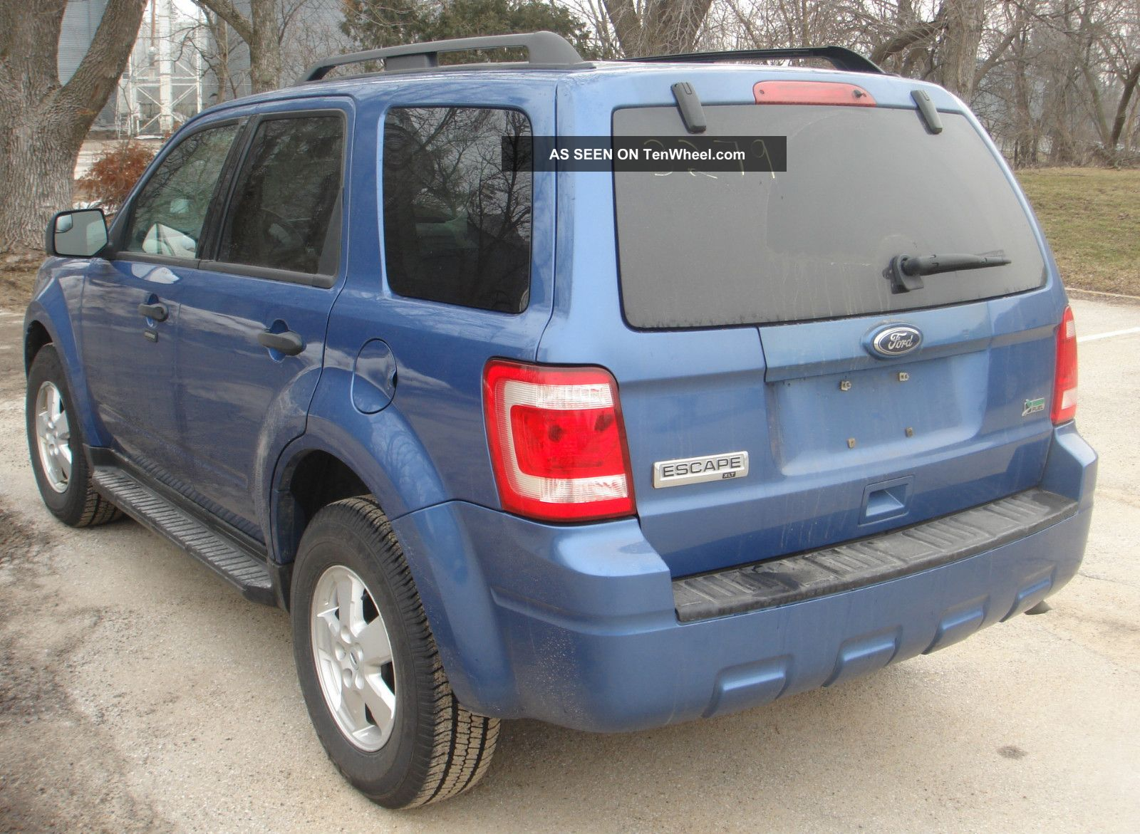 Ford Escape Xlt Auto Wd Lgw on 2013 Lincoln Navigator Engine
