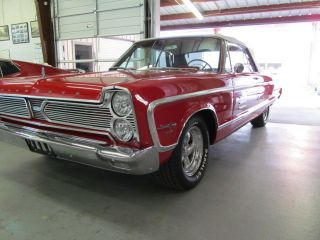 1966 Plymouth Sport Fury Convertible photo