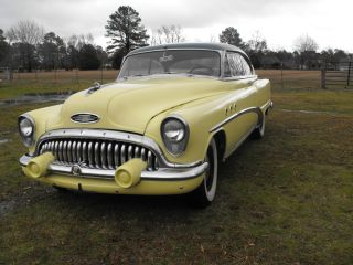 1953 Buick Special 2 Door Hardtop Strait 8 photo