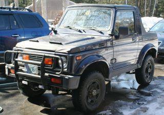 Cars Amp Trucks Suzuki Web Museum