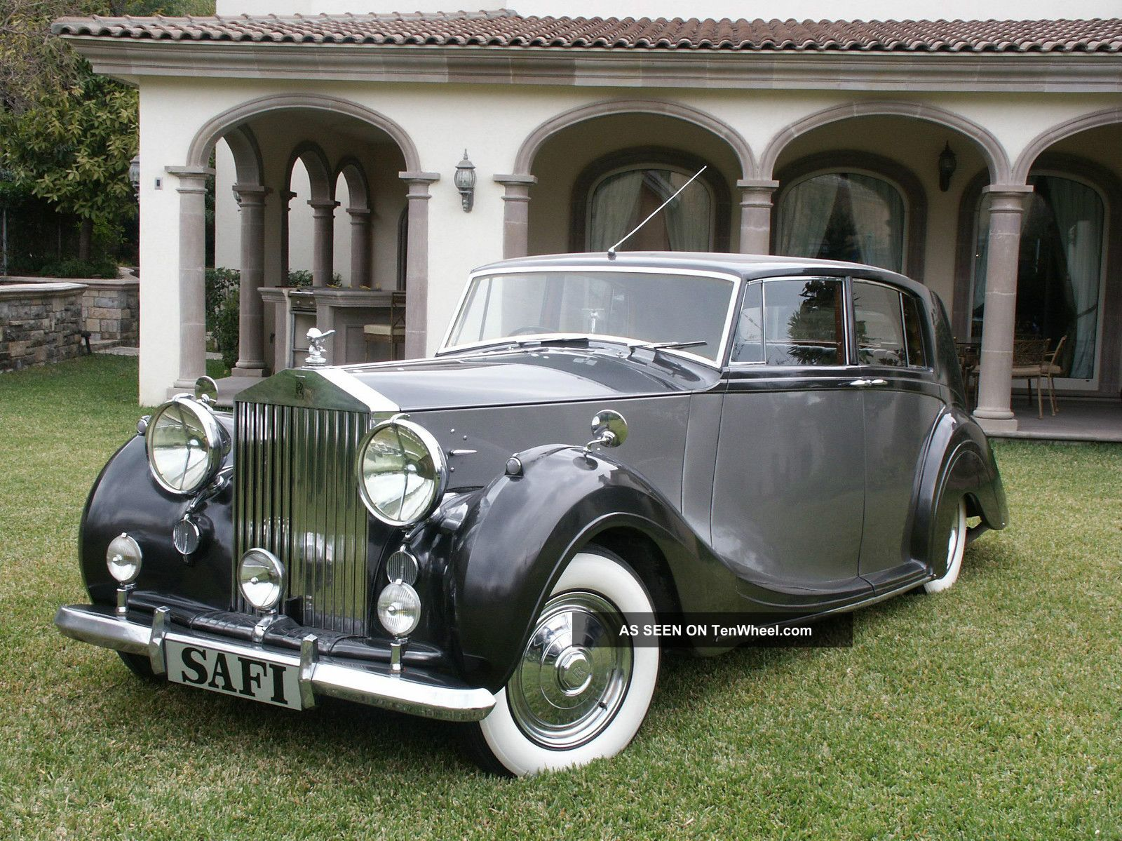 1946 Rolls Royce Silver Wraith Hj Mulliner Other photo
