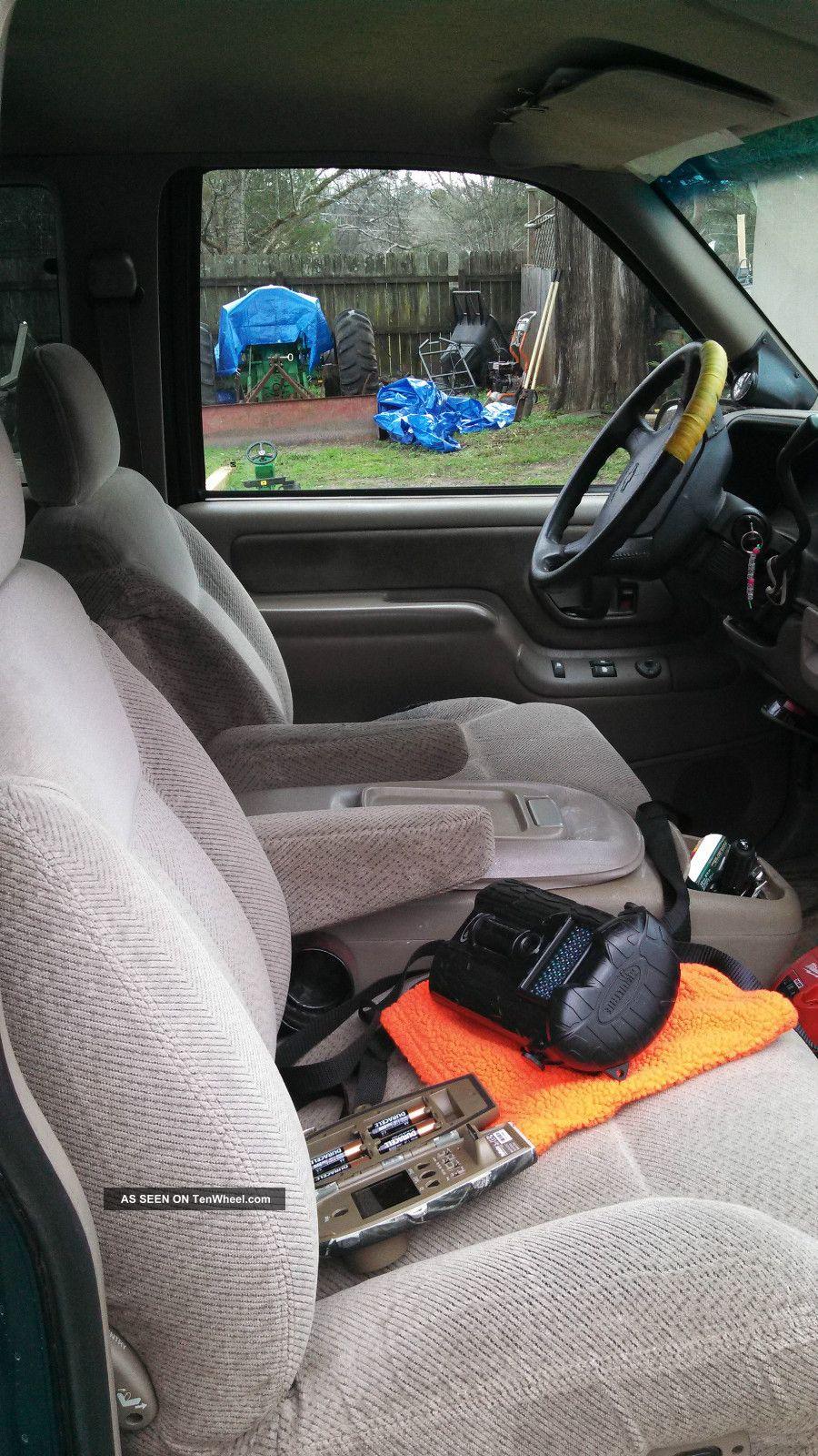 1996 Chevrolet K1500 Silverado Extended Cab Pickup 2 Door 6 5l