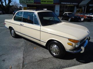 1972 Bmw 2002 A / C, ,  Automatic photo