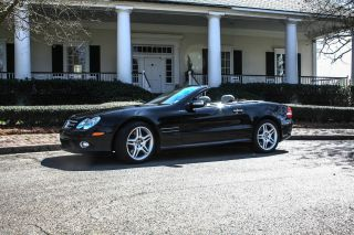 2007 Mercedes - Benz Sl550 Base Convertible 2 - Door 5.  5l photo