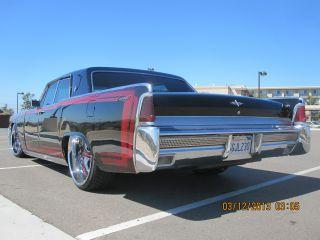1964 Lincoln Continental California Show Air Ride photo