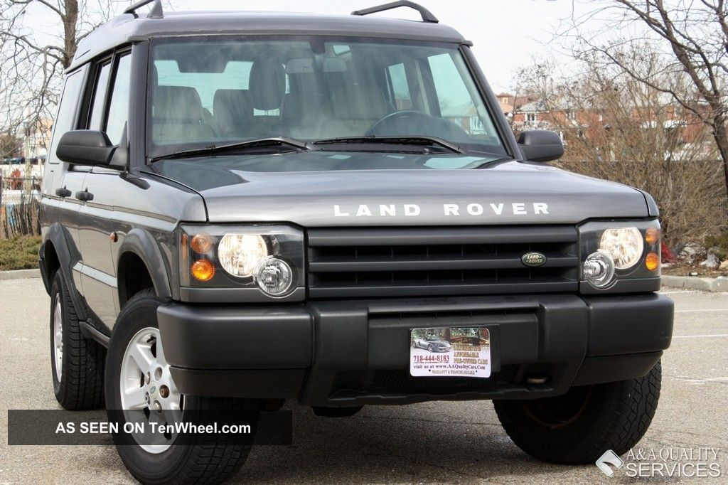 2003 land rover discovery s7 4wd 3rd seat 7 passenger. Black Bedroom Furniture Sets. Home Design Ideas