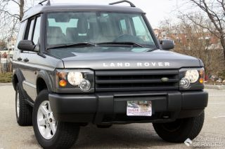 2003 Land Rover Discovery S7 4wd 3rd Seat 7 Passenger photo