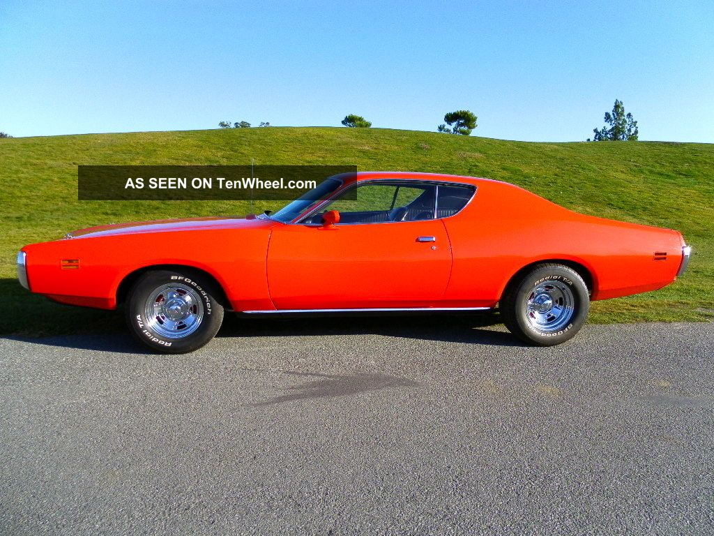 1971 Dodge Charger Charger photo 3