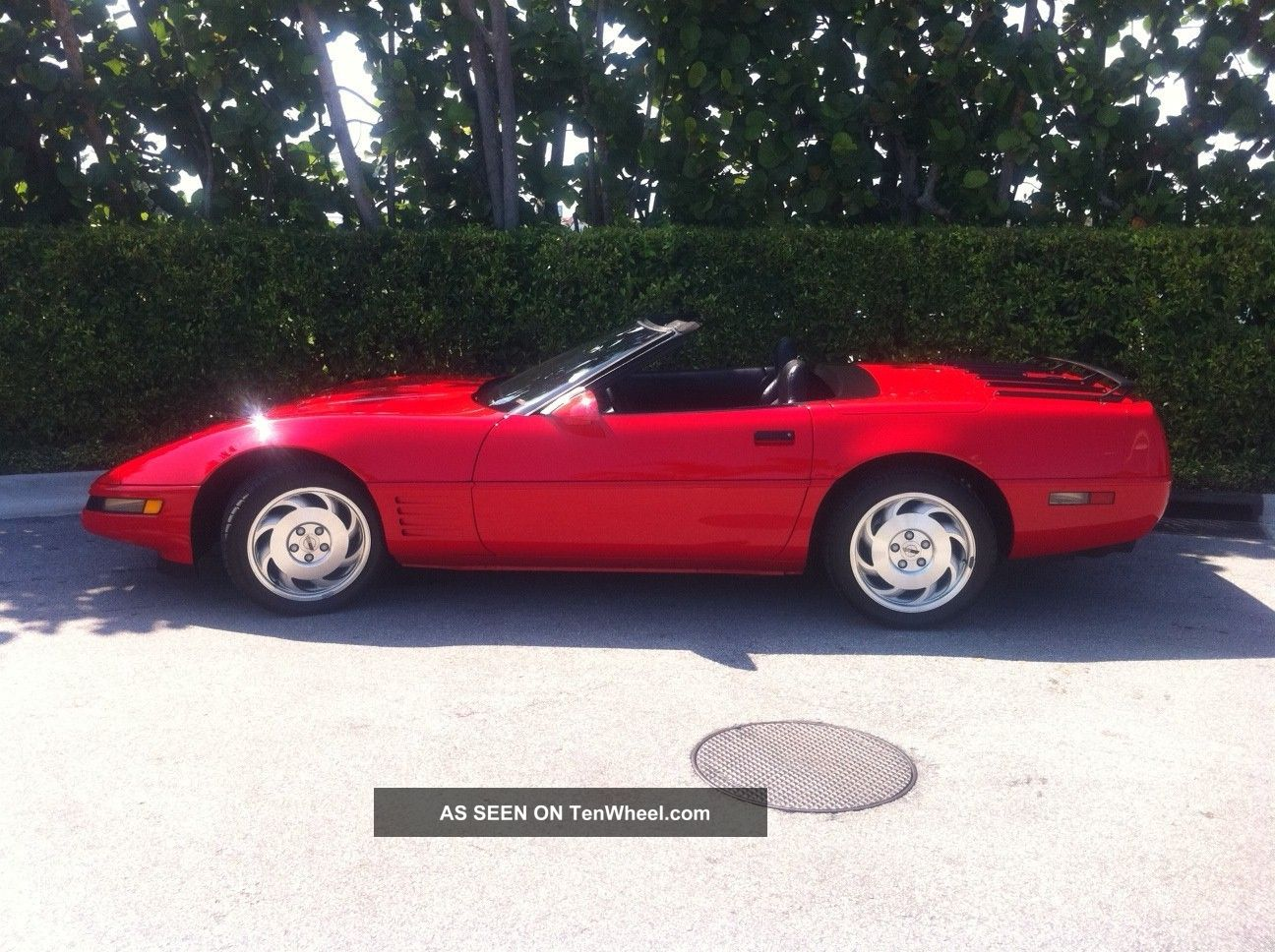 1994 corvette red convertible easy ncrs top flight 1994 Ford Mustang GT Convertible 1993 Mustang Convertible