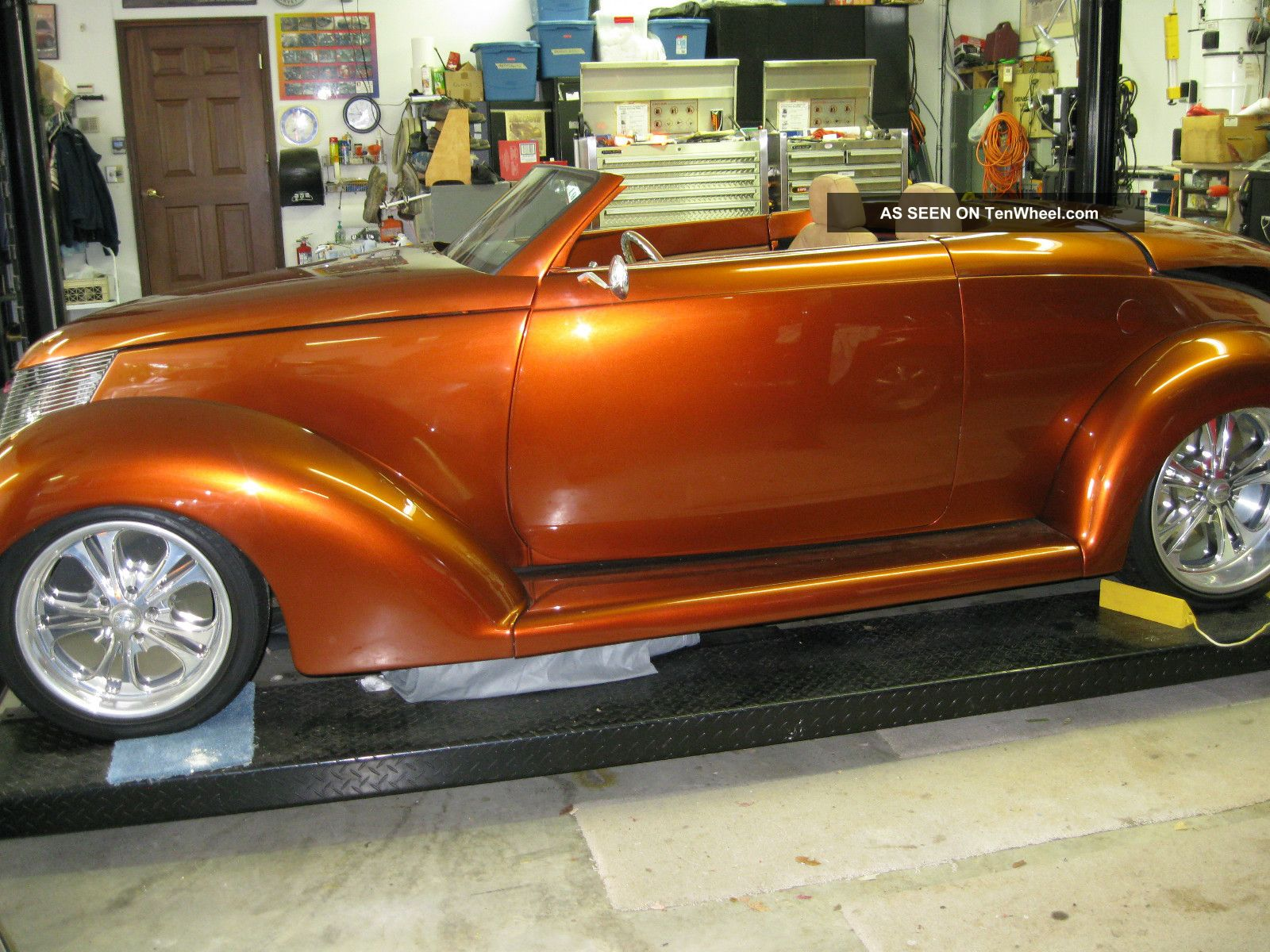 1937 Ford Coast To Coast Roadster{hard And Soft Top} Other photo