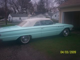 1961 Buick Lesabre Convertible V8 A Real Beauty photo