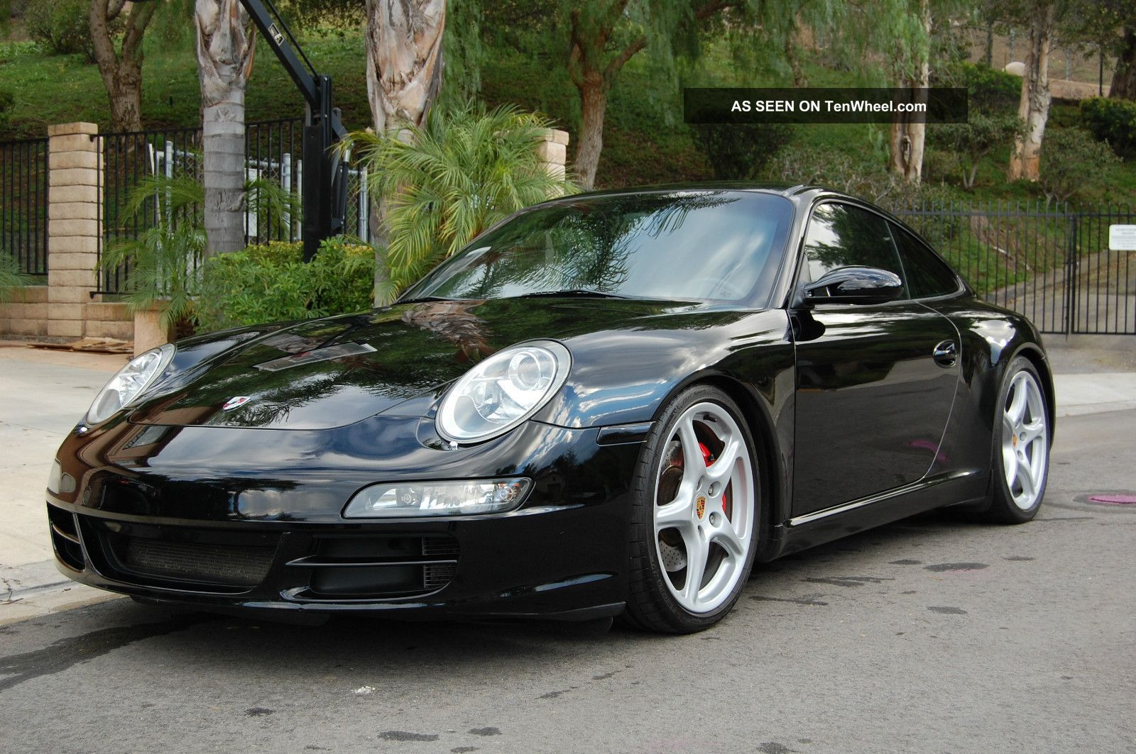 2005 porsche carrera s 3 8 tiptronic 97k sticker sport. Black Bedroom Furniture Sets. Home Design Ideas