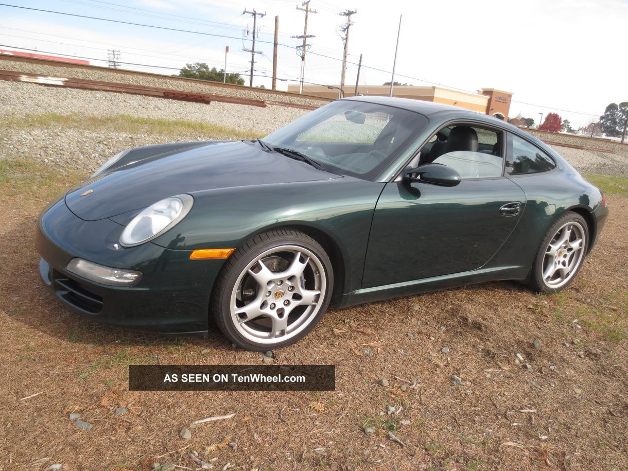 2006 porsche 911 997 6 speed coupe 2 owners all. Black Bedroom Furniture Sets. Home Design Ideas