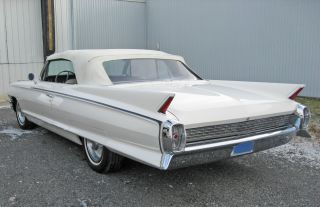 1962 Cadillac Eldorado Convertible photo