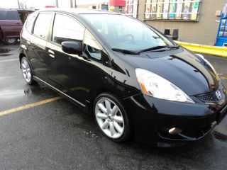 2009 Honda Fit Sport Hatchback 4 - Door 1.  5l: photo