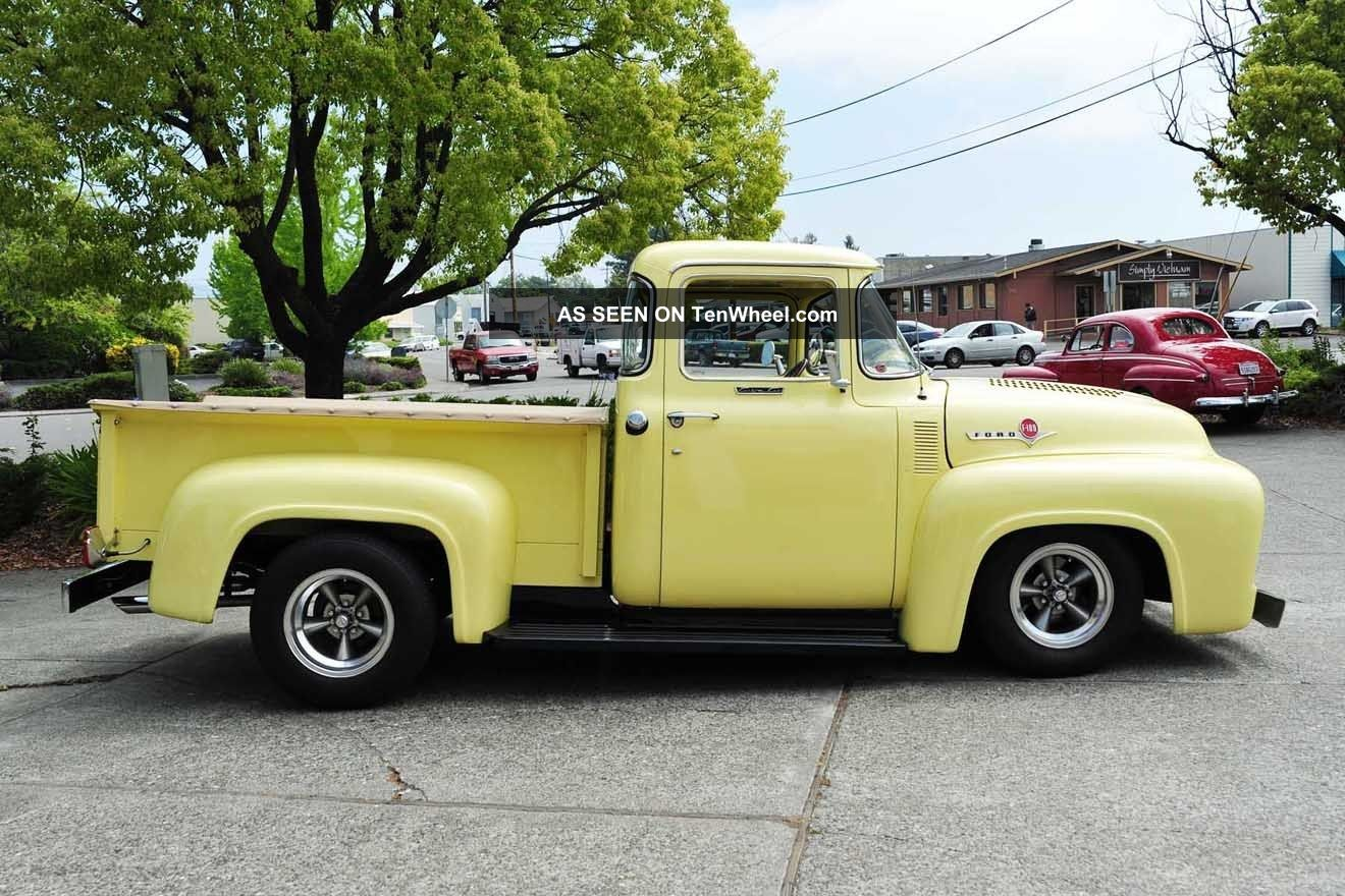 1956 Ford F100 Project Trucks For Sale Best Car Reviews 2019 2020 1955 Paint F 100 Big Back Window Pics Autos Post