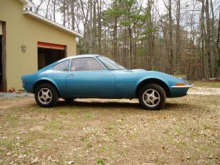 1971 Opel Gt photo
