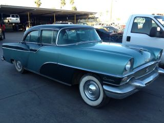 2 1955 Packard Clippers Custom 5.  8l photo