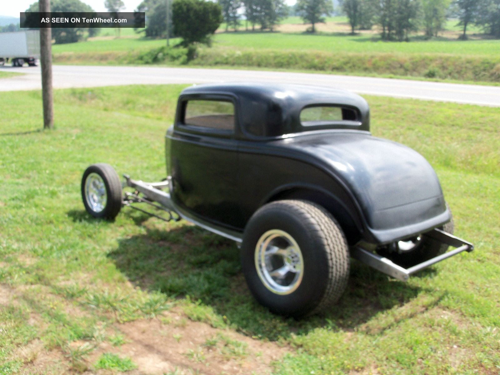 1932 ford 3 window coupe hot rod street rod for 1932 3 window ford