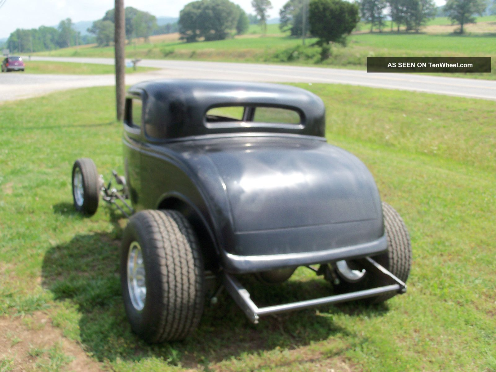 1932 Ford 3 Window Coupe Hot Rod Street Rod Other photo 4