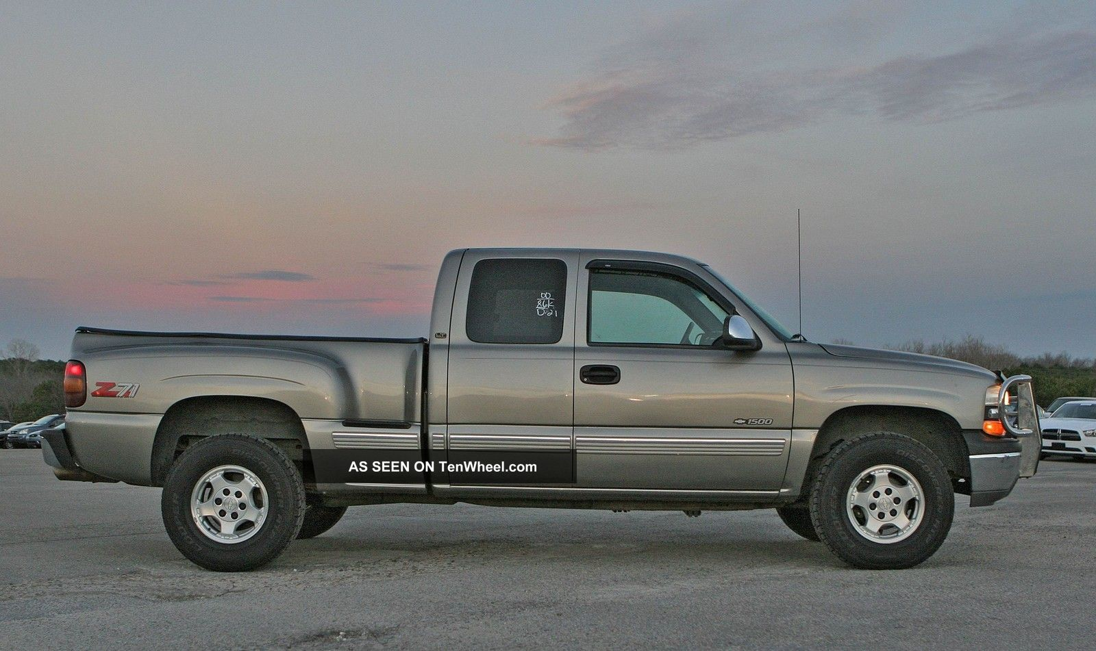 2000 chevrolet silverado 1500 lt extended cab pickup 3 door 5 3l. Cars Review. Best American Auto & Cars Review