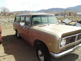 1972 International 1210 Base 5.  7l photo