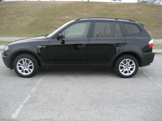 2005 Bmw X3 2.  5i Sport Utility 4 - Door 2.  5l photo