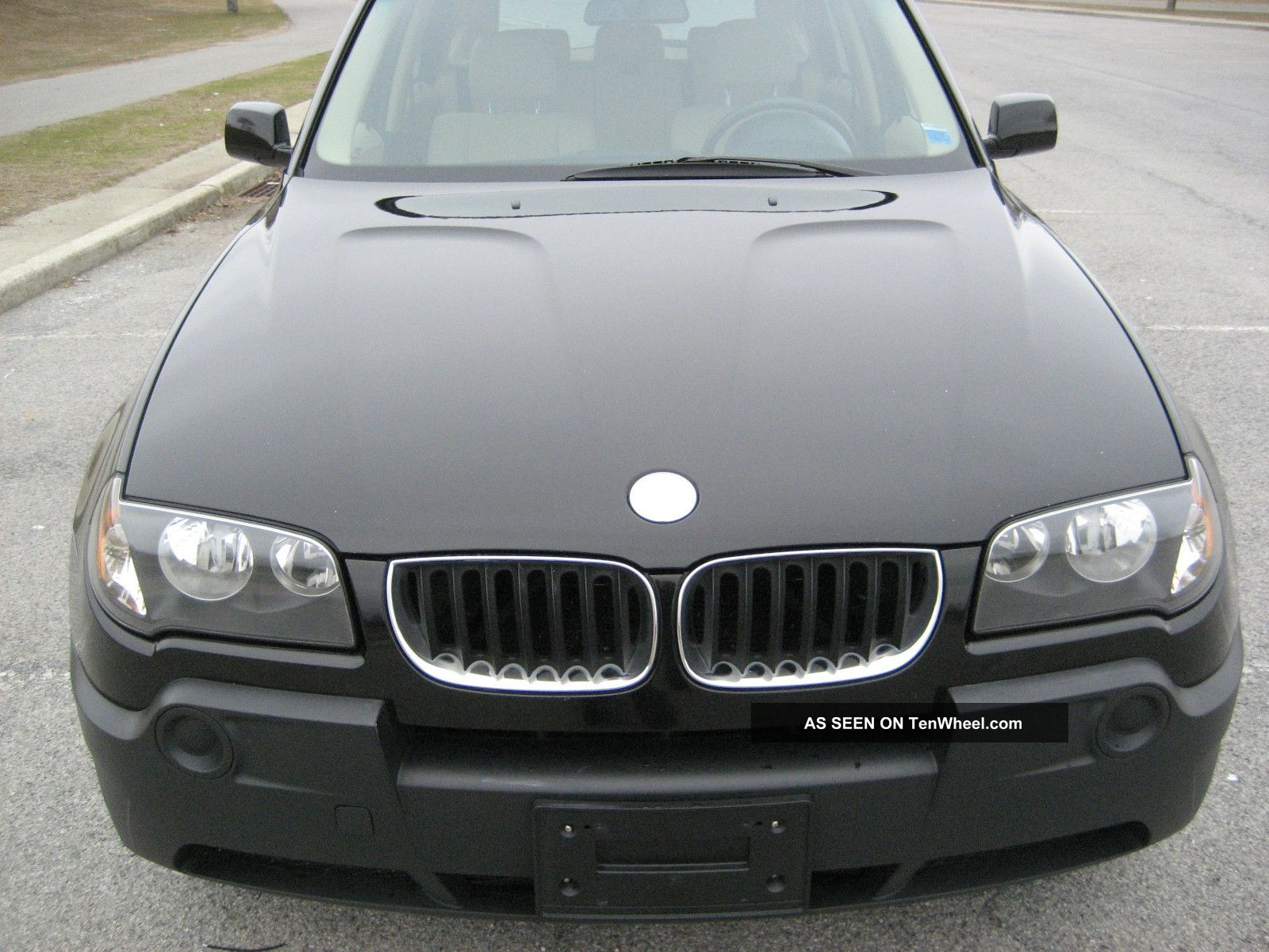 2005 bmw x3 2 5i sport utility 4 door 2 5l. Black Bedroom Furniture Sets. Home Design Ideas