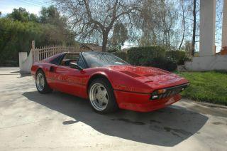 1984 Ferrari 308 Euro Qv photo
