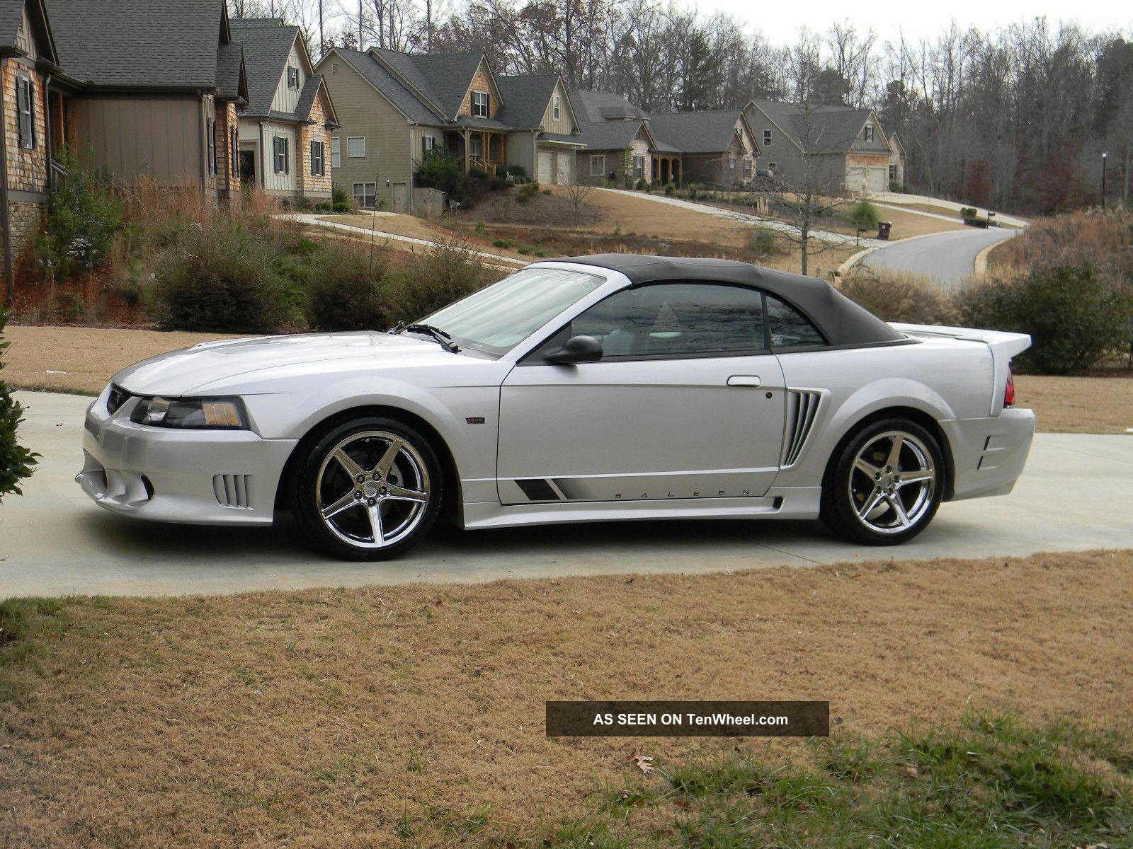 extremely rare 2003 convertible supercharged saleen mustang Eclipse Car Audio Brand Eclipse Head Unit
