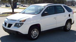 2003 Pontiac Aztek Runs And Drives Great Hard To Find photo