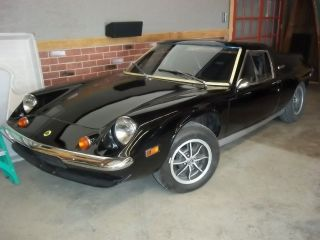 1973 Lotus Europa Twin Cam Special photo