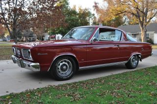 1966 Plymouth Barracuda photo