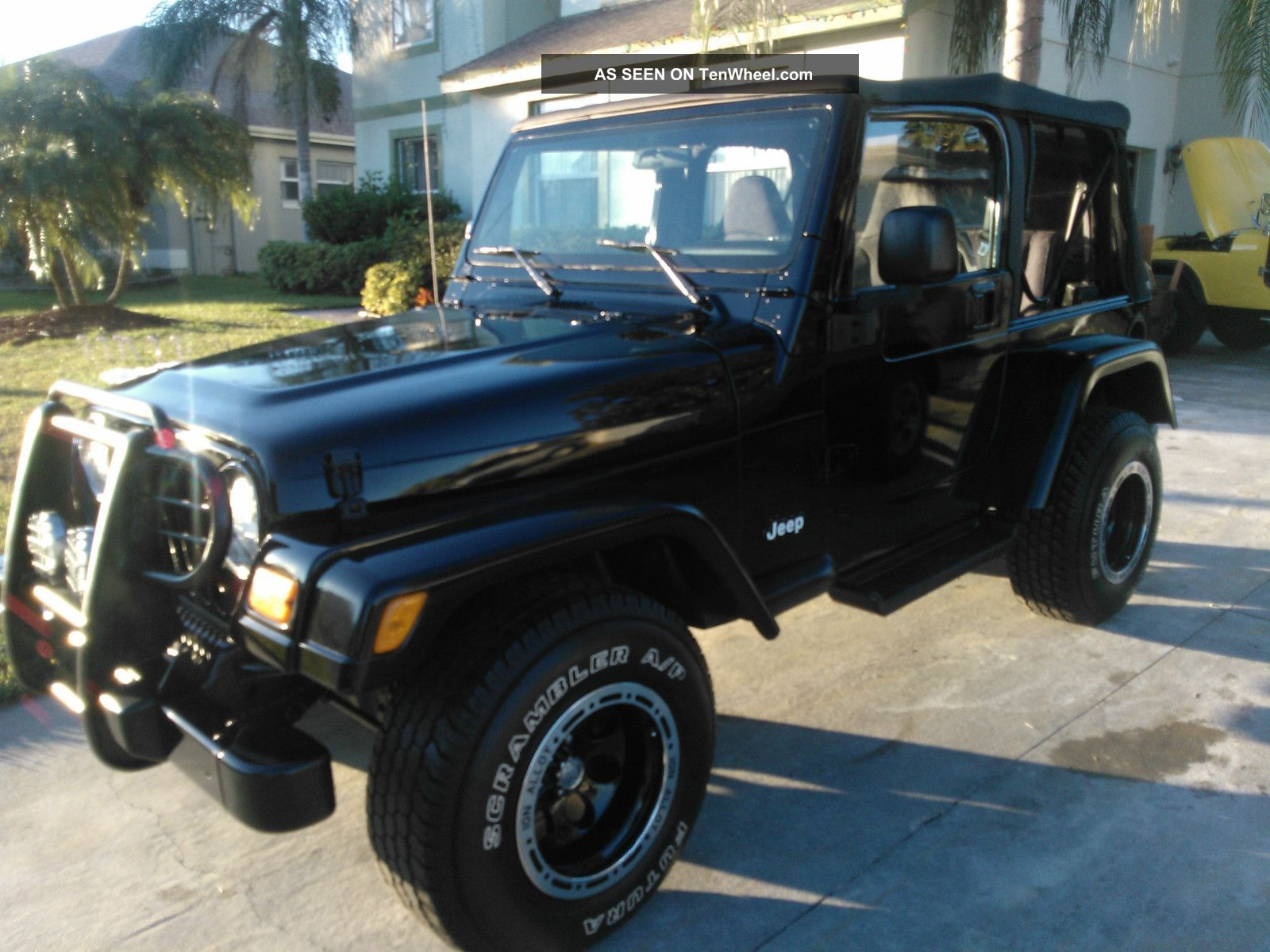 2002 jeep wrangler sport sport utility 2 door 4 0l. Black Bedroom Furniture Sets. Home Design Ideas