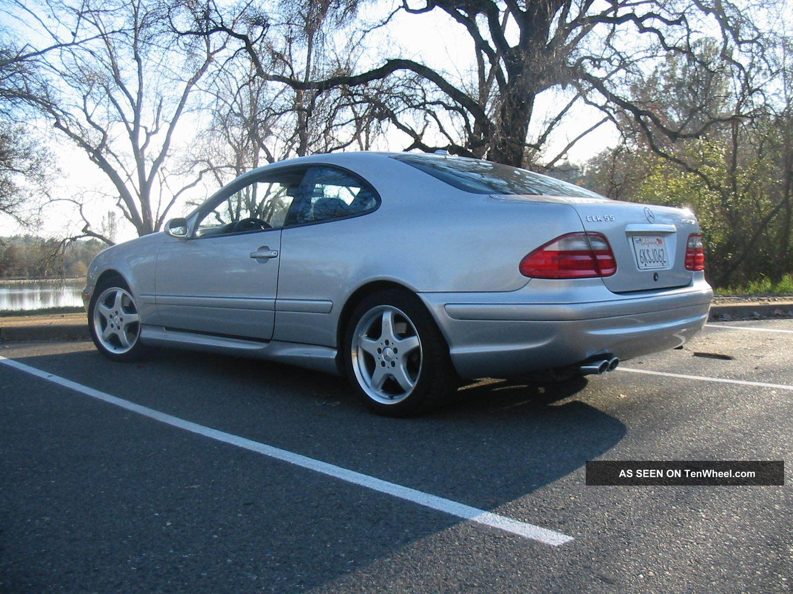 2001 mercedes benz clk55 amg base coupe 2 door 5 5l for Mercedes benz clk55 amg