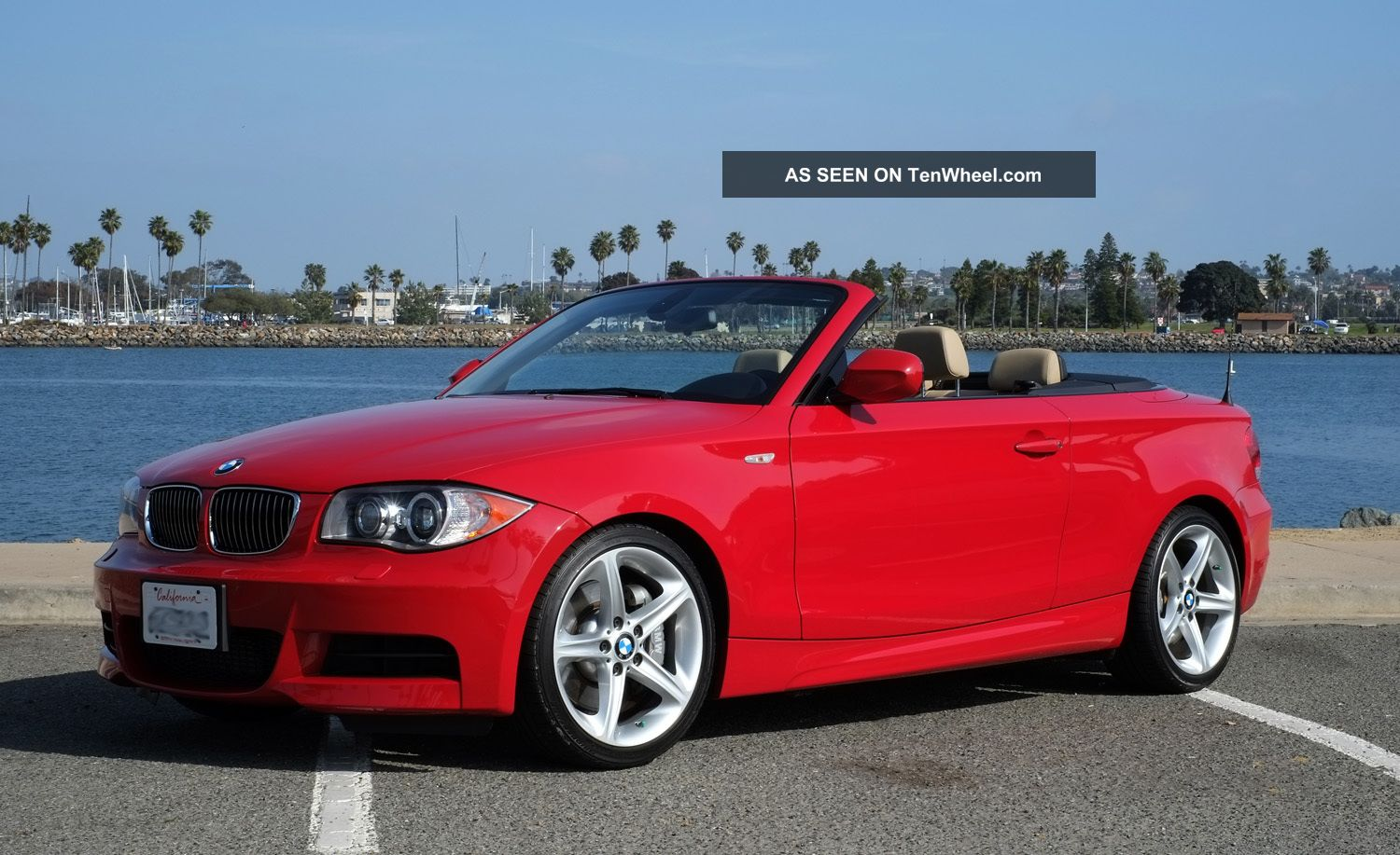 2011 Bmw 135i Convertible (condition) 1-Series photo