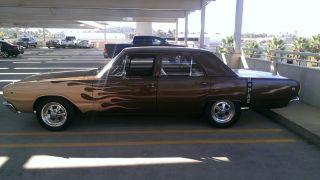 1968 Dodge Dart 270 3.  7l photo