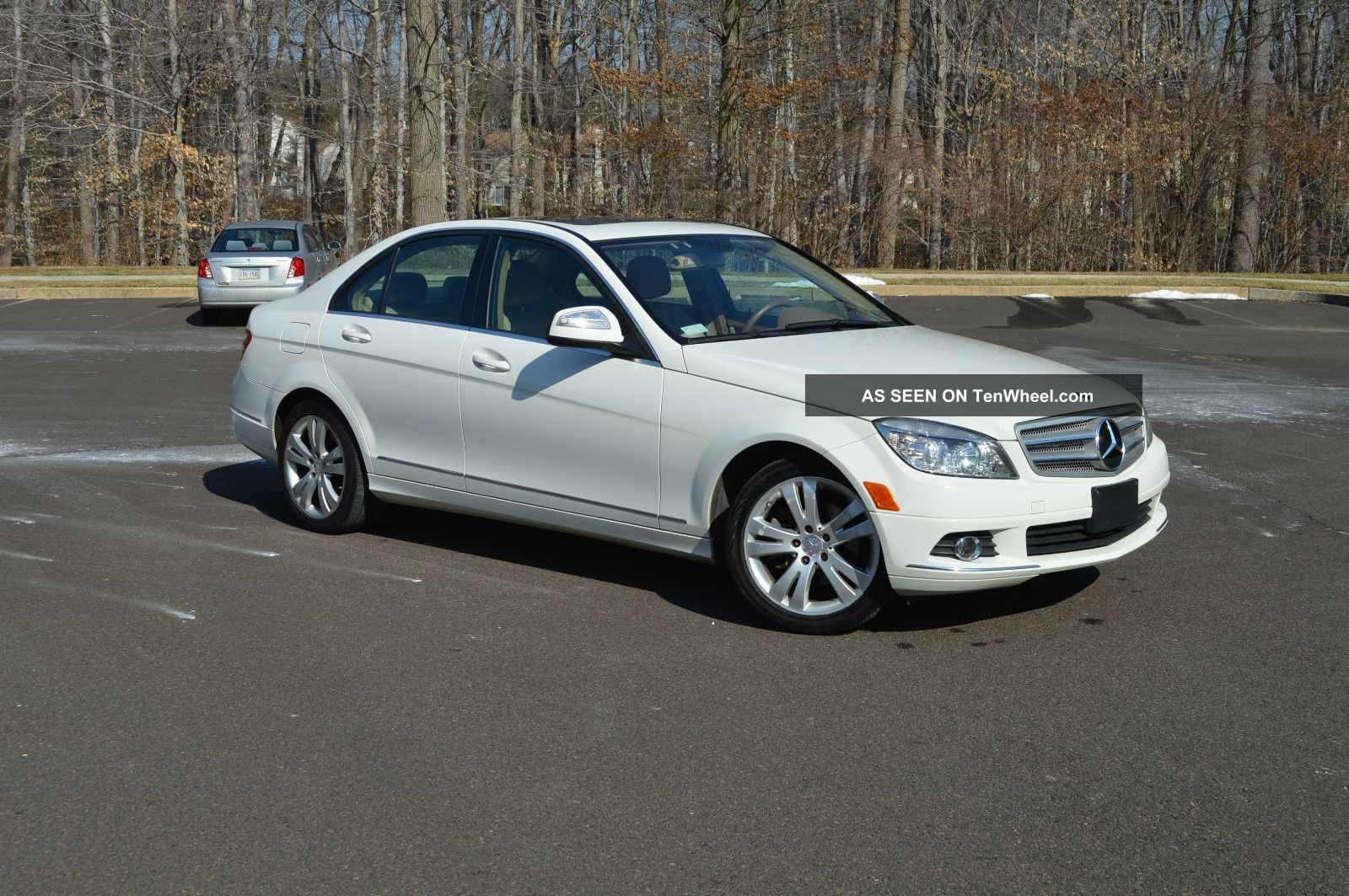 2008 mercedes benz c300 4matic luxury sedan 4 door 3 0l for Mercedes benz c300 sport 4matic